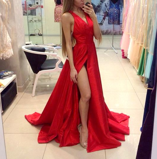 Charming Long Chiffon Prom Dresses Charming Floor Length Party Dresses Pleat Women Dresses Custom Made 2016